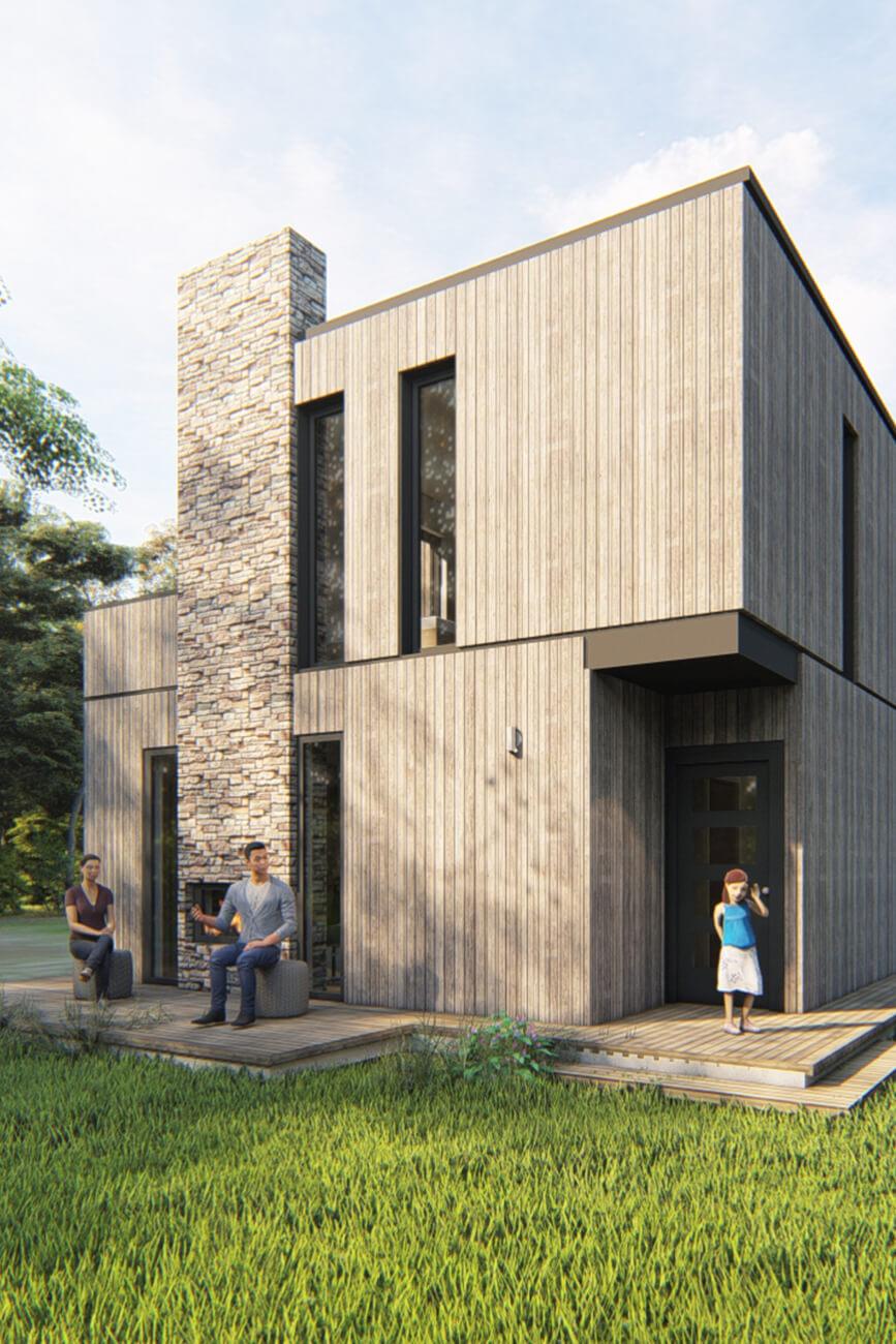 Villa Lodge Feature 1