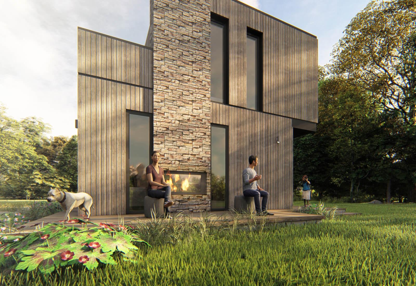 Villa Lodge Feature 3